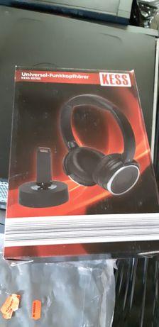 Medion KESS 83705 Słuchawki Bezprzewodowe i Przewodowe ?Bluetooth?
