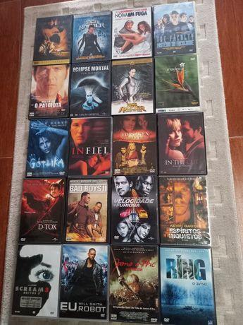Filmes de video em DVD originais