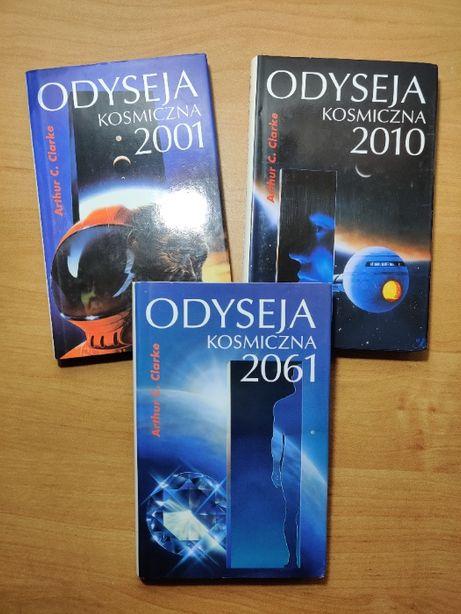 Odyseja Kosmiczna 2001 / 2010 / 2061 - A. C. Clarke