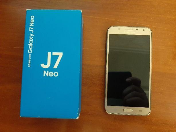 Телефон SAMSUNG J7 NEO. Состояние идеальное.