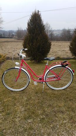 Rower miejski damski Chillovelo 19''