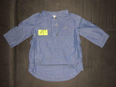 Koszula H&M dziewczęca roz. 68 Nowa