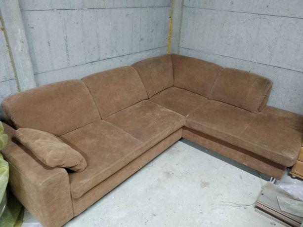 Sofa kanapa narożna narożnik fotel