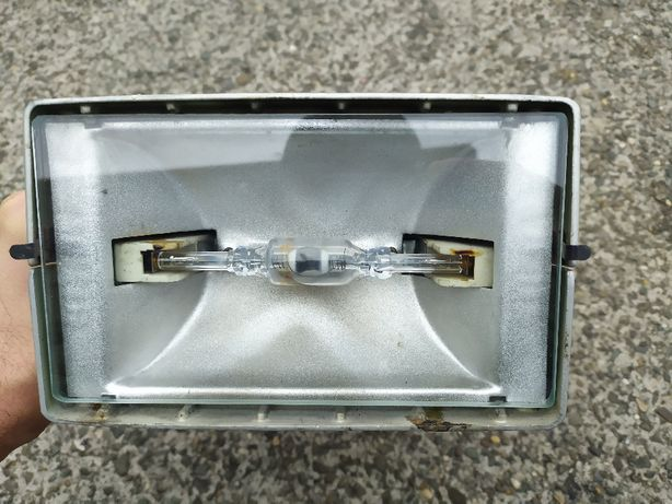 Lampa lampy oprawa oświetleniowa halogen Lug Stand Projektor RX7 70 W