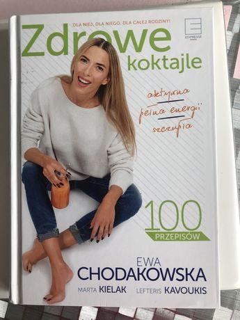 Zdrowe koktajle Ewa Chodakowska