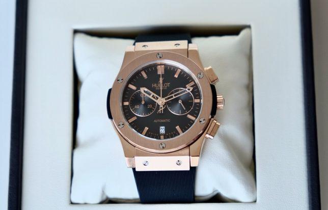 Убло fusion chronograph gold мужские наручные часы хронограф