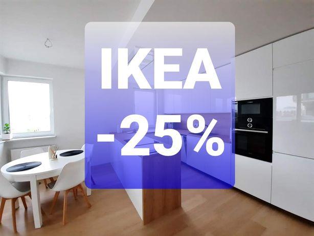 RABAT-25%  Montaż mebli kuchennych IKEA