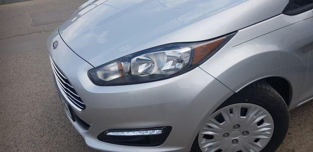 Ford Fiesta mk7 2019
