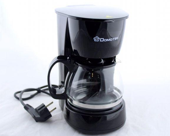 Электрическая Кофеварка капельная с чашей и мерной ложкой кофемашина