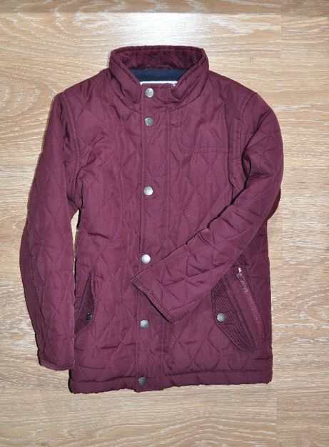 Модная стеганая куртка, утепленная ветровка matalan