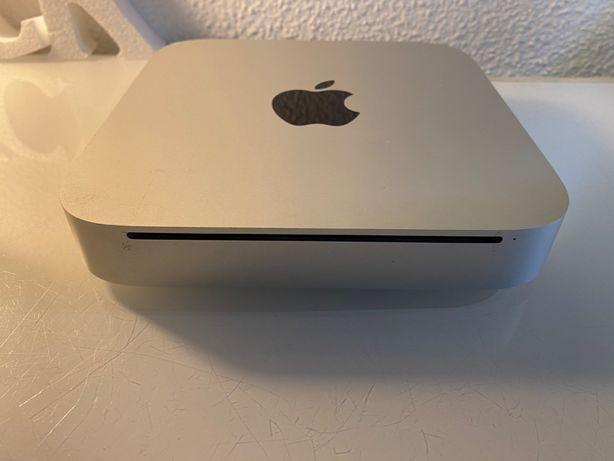 Caixa genuína Apple Mac mini A1347 com tampa inferior - veja fotos