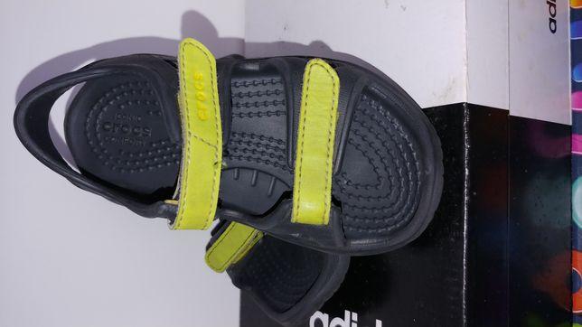 Crocsy rozmiar c7 dl wkladki ok 14.5cm