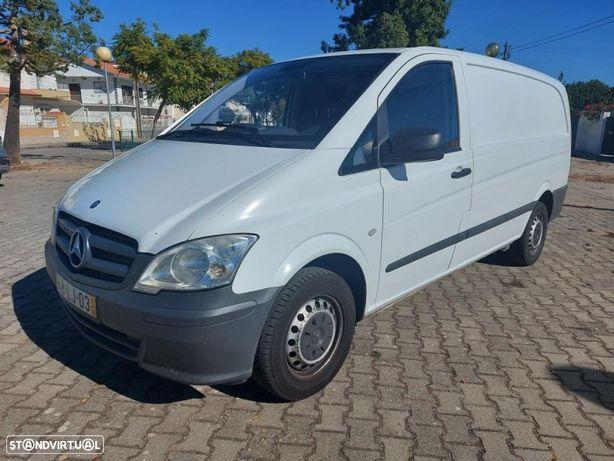 Mercedes-Benz VITO 110 CDI - ISOTÉRMICA