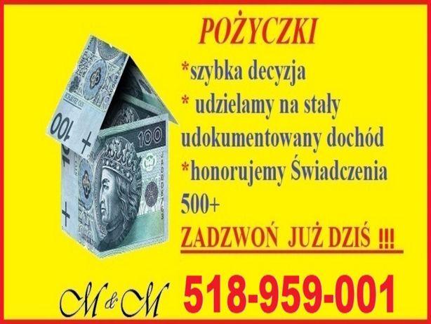 Pożyczki gotówkowe z dowozem do domu