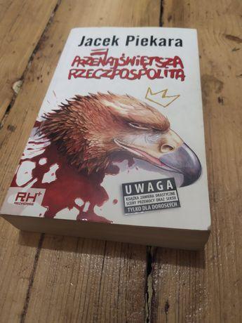 Przenajświętsza Rzeczpospolita, Jacek Piekara, fantasy, fantastyka