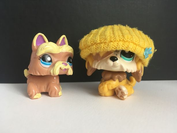 Littlest Pet Shops/pieski