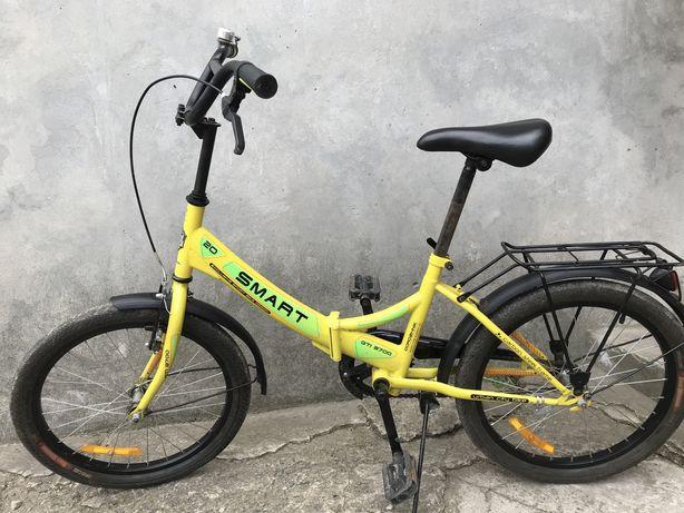 Почти бесплатно детский велосипед