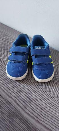 Buty firmy adidas dla chłopca rozmiar 23