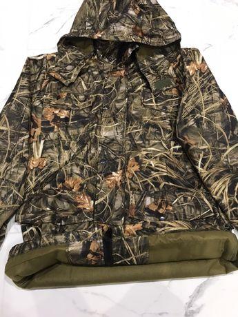 Распродажа Новый костюм Камыш для охоты и рыбалки утепленный