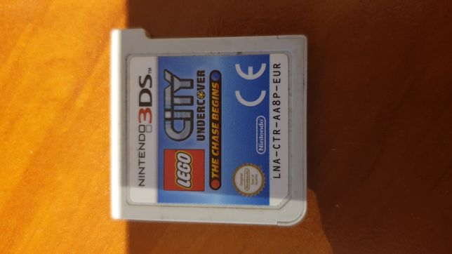 2 Gry nintendo 3ds lego city undercover the chase begins cheat codes