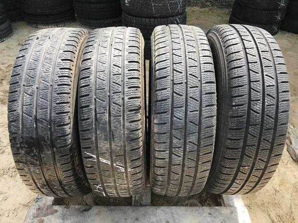 2x lub 1x Opony zimowe 225/75/16C 118/116R MS Pirelli Carrier Winter