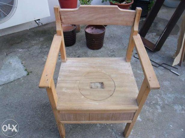 Cadeira Peniqueira
