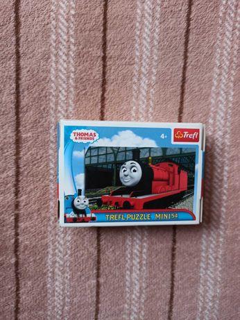 Mini puzzle Tomek i przyjaciele z Pepco