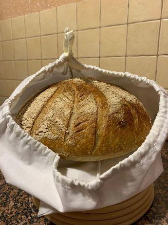 Эко-хлебница, мешок для хлеба