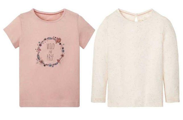 Реглан+футболка 2-3г для девочки лупилу