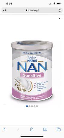 Mleko Nan sensitive