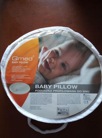 Poduszka profilowana dla niemowlaka Qmed