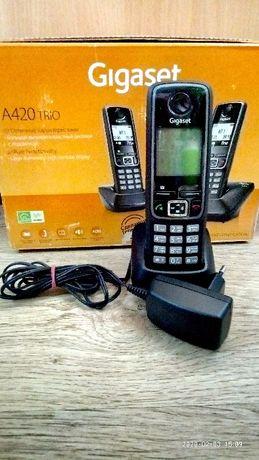Радиотелефон Gigaset А420 trio