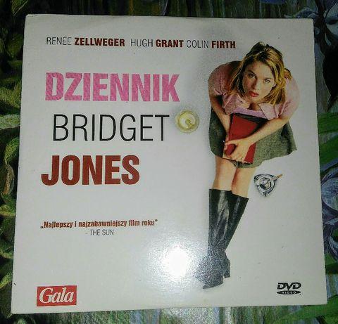 "Film DVD ""Dziennik Bridget Jones"" / WALENTYNKI"