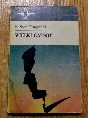 Wielki Gatsby Fitzgerald