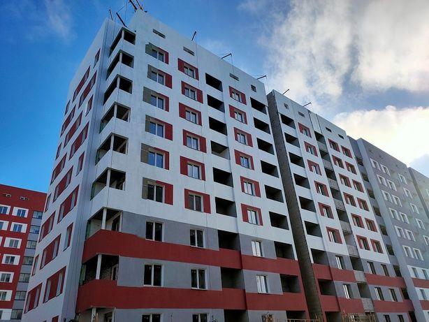 ВИДОВАЯ 1 ком квартира S=37м2, этаж 8й! ЖК Гидропарк! Окна на реку! A