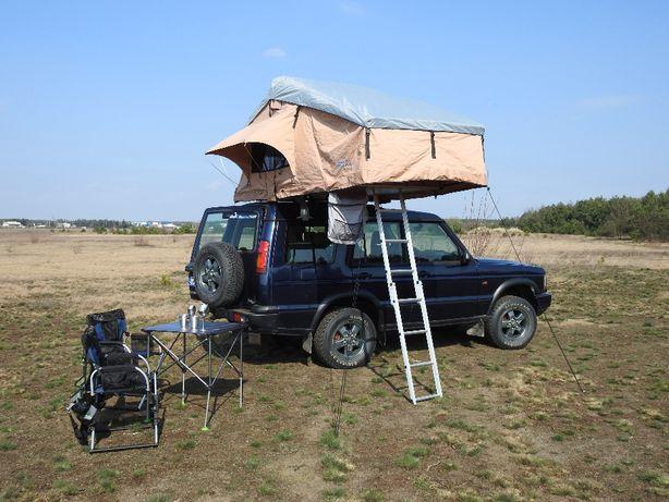 Namiot dachowy samochodowy Gobi140 podłoga Honeycomb base