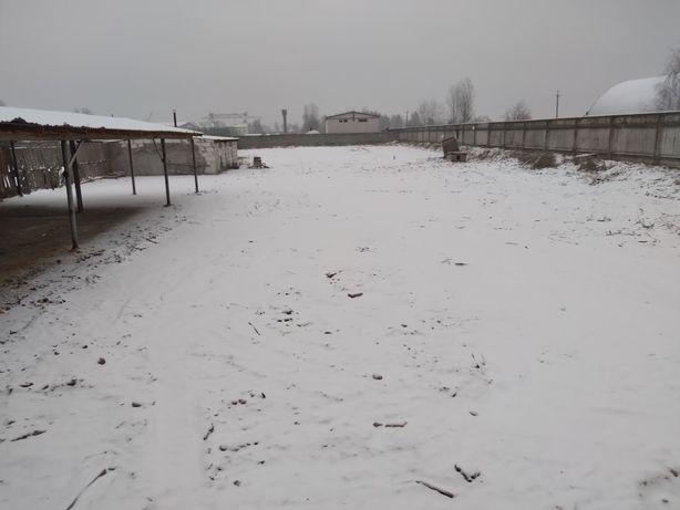 Промзона 3000м2 , 10км от Киева