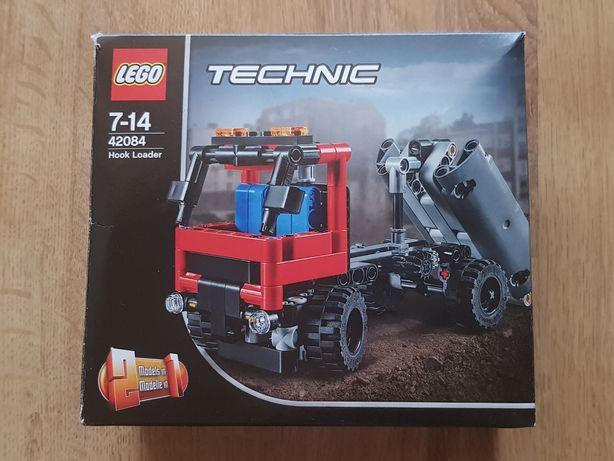 Klocki LEGO Technic - zestaw 42084 HAKOWIEC Hook Loader