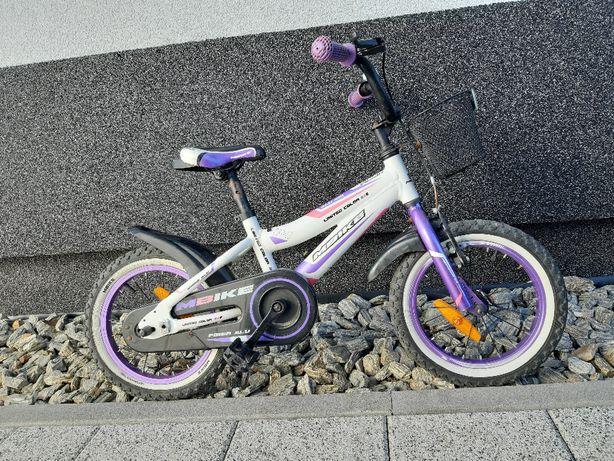 MBIKE Fiber 14 aluminiowy rower dziecięcy