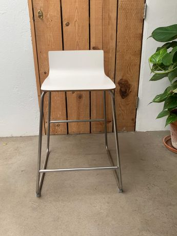 Cadeira Alta branca