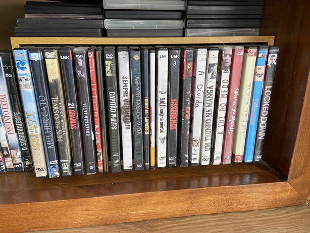 Vende-se Dvd's