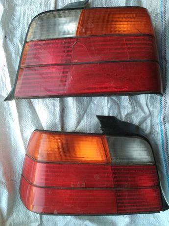 Продам задние фонари на БМВ