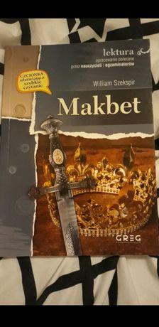 Sprzedam książkę Makbet