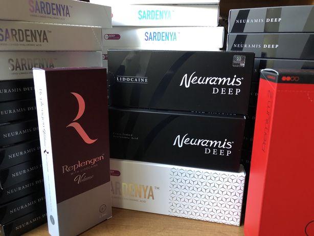 Replengen Volume, Deep Neuramis, Sardenya