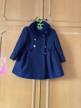 Шикарне пальто для принцеси