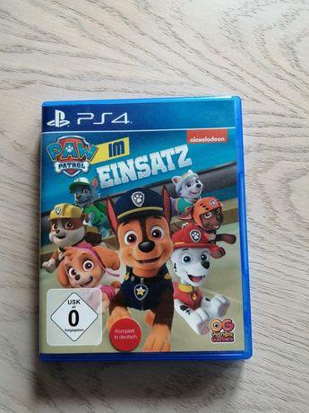 Psi Patrol PS4 polska wersja językowa