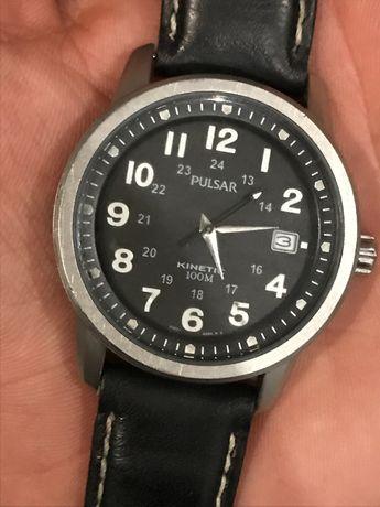 Zegarek pulsar kinetic