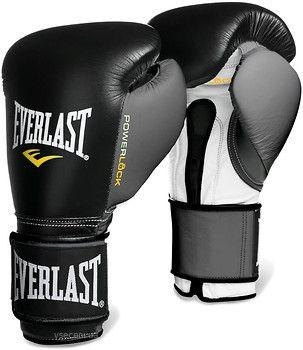 Продам новые боксерские перчатки Everlast Powerlock Hook & Loop