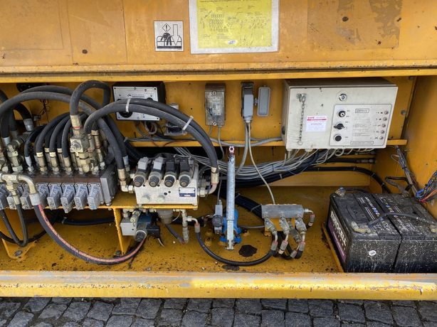 Plataforma tesoura
