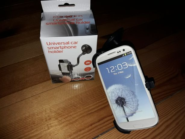 Uchwyt samochodowy na telefon Samsung Galaxy S3 Neo Nowy